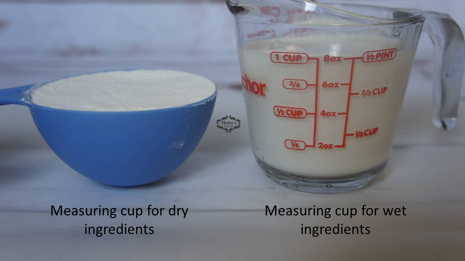 Dry Measuring Cups vs Liquid Measuring Cups  The